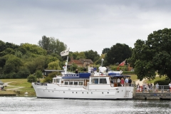 Seafin-moored-in-Beaulieu-River