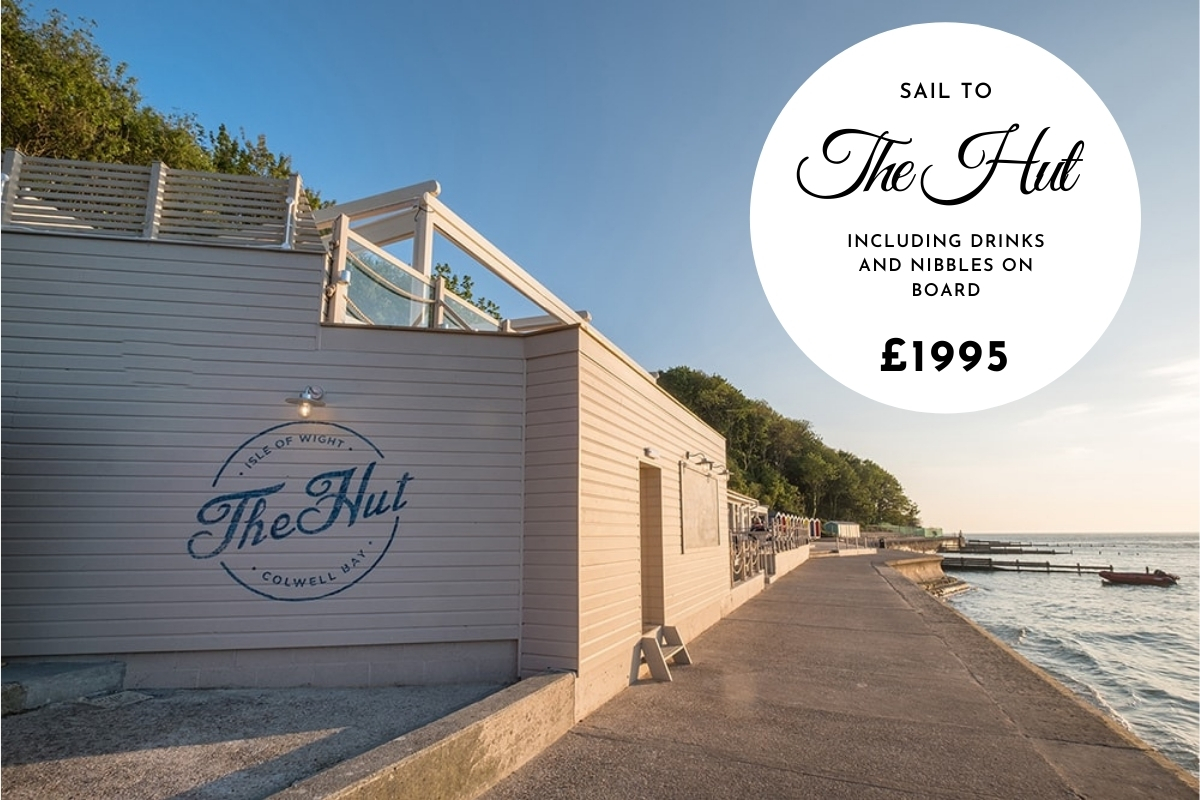 The HUT, Colwell Bay