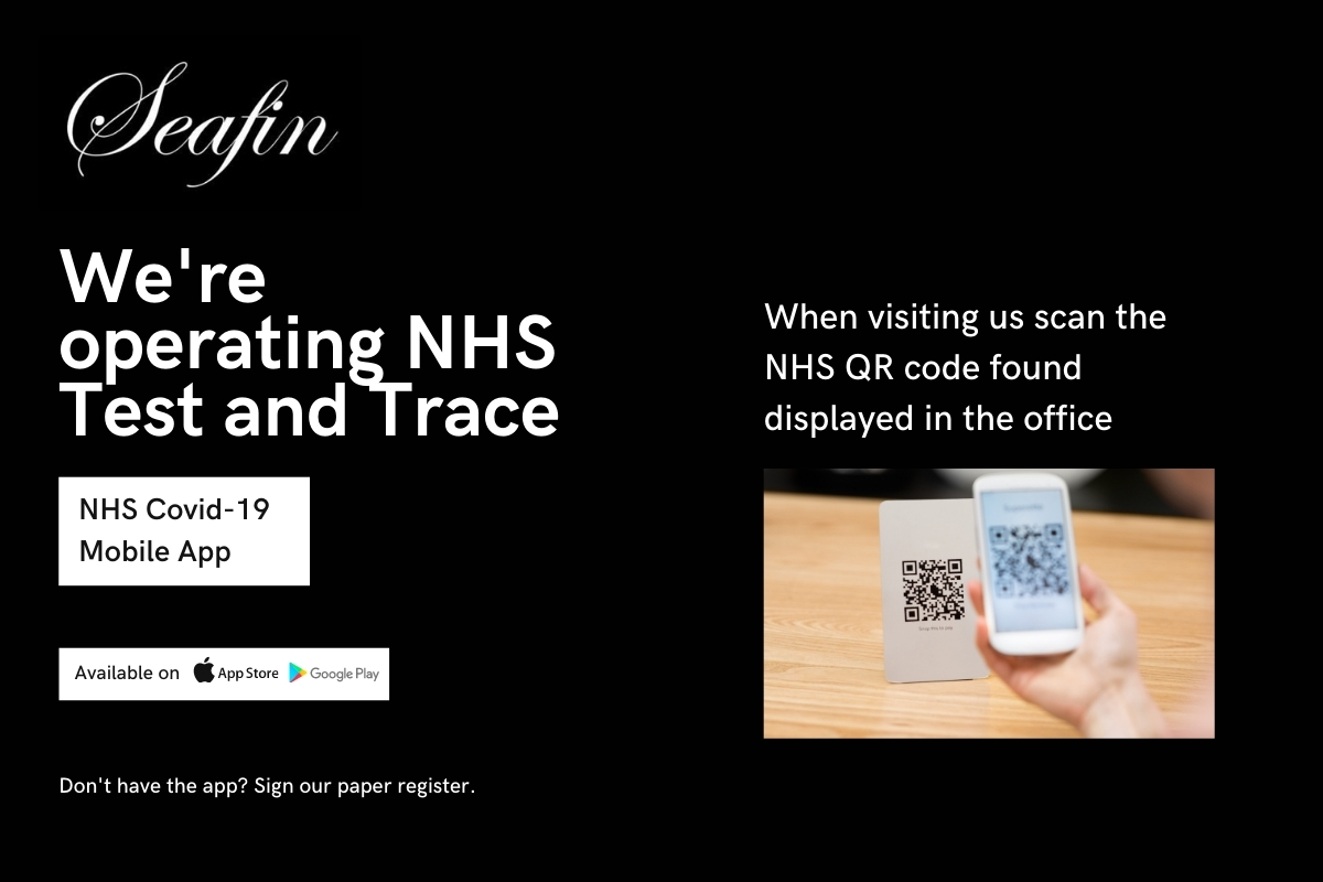 We\\\\\\\'re operating NHS Test and Trace