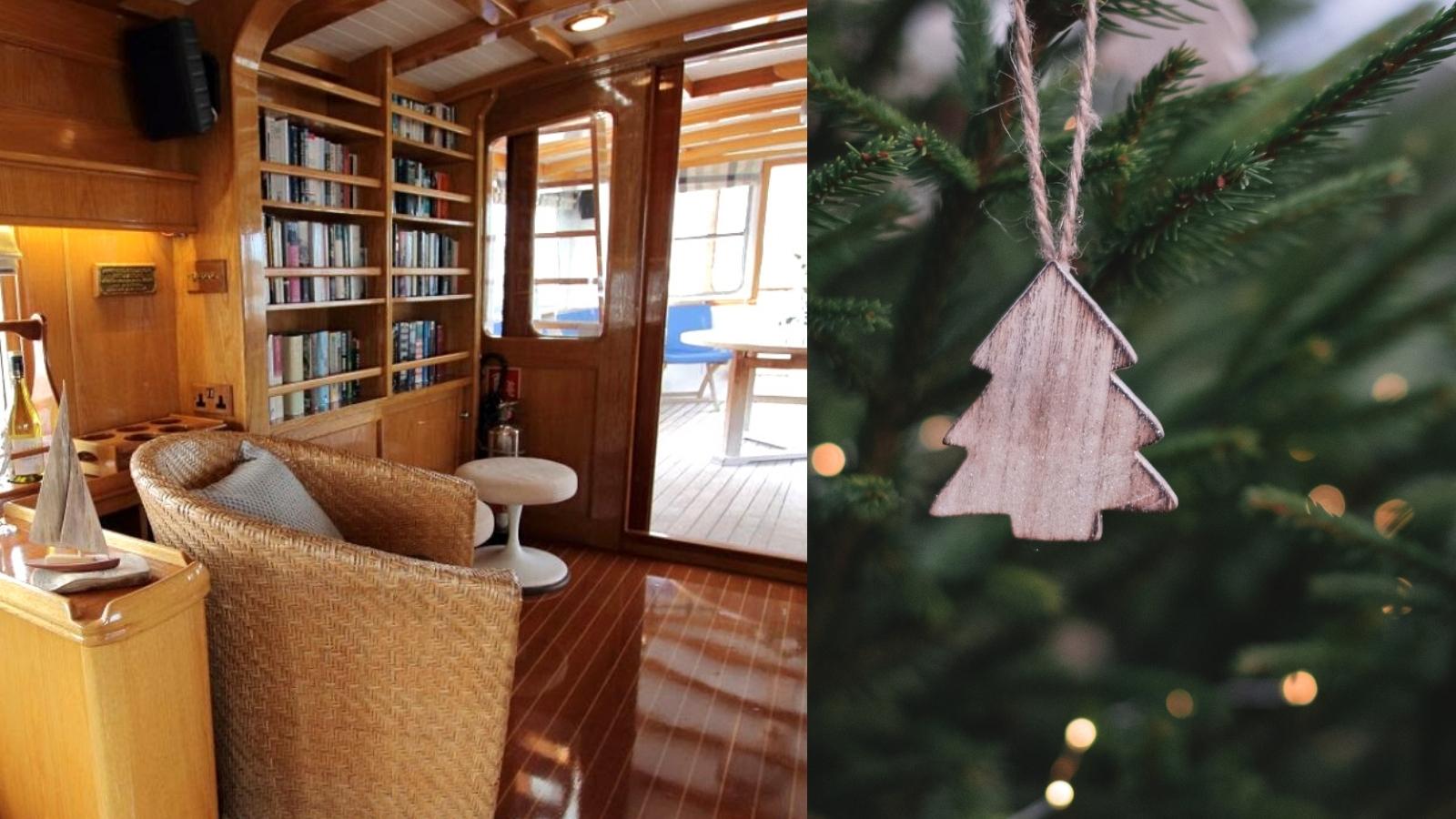 Christmas onboard Seafin!